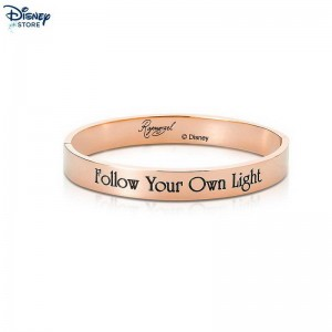 Bracciale placcato oro rosa Couture Kingdom, Rapunzel Prezzo a Sconto  {Official Site Disney}