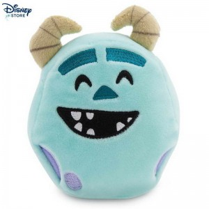 {Negozio Disney} // Peluche emoji 10 cm Sulley, Monsters & Co. Con Qualità Certa