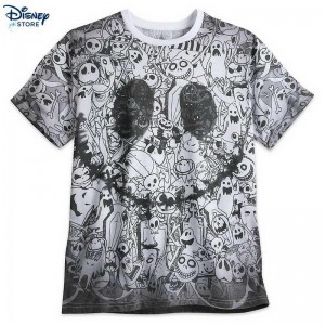 Official Site Disney ★ Maglietta uomo Jack Skeletron, The Nightmare Before Christmas Con Nice Price