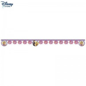 [Negozio Disney] ★★ Festone Happy Birthday Rapunzel: La Serie 42% Spento