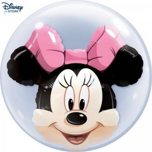 Official Site Disney & Minni, palloncino Bubble Su Discount