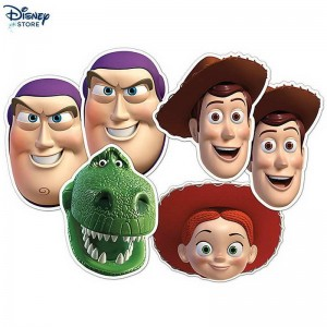 Toy Story, 6 mascherine Su Discoun[Vendita Online Disney]
