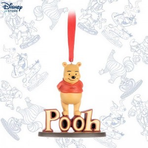 (Disney sconto online)innie the Pooh Ornament, Art of Disney Animation Collection Su Discount