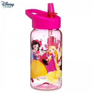 {Official Site Disney} | Bottiglia per l'acqua Principesse Disney Su Discount
