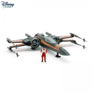 Set personaggi Poe Dameron e X-wing Fighter Con l'Alto Qulity & [Disney sconto online]