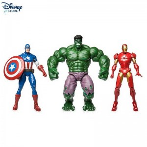Set idea regalo action figure Avengers Marvel Su Discount  {Negozio Disney}