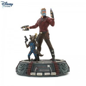 Personaggi in edizione limitata Star-Lord, Rocket e Groot, Guardiani della Galassia Vol. 2 Su Discount | {Disney Italia}