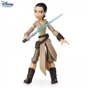 Action figure Rey, Star Wars Toybox Consegna Rapida [Vendita Online Disney]
