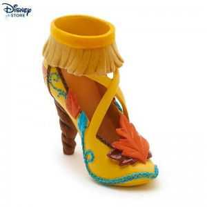 [Disney sconto negozio] ★★ Disney Parks, scarpetta ornamentale Pocahontas Con Il Prezzo Basso