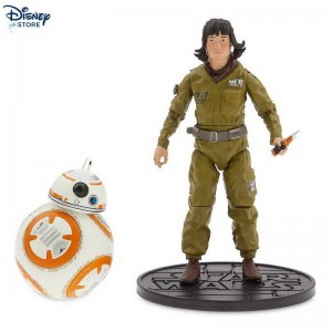 [Disney Online]ction Figure Elite Series Die-Cast Rose e BB-8, Star Wars: Gli Ultimi Jedi Con Prezzo Ridotto