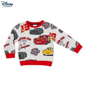 Disney Pixar Cars 3 Sweatshirt For Kids Con Il Buon Prezzo [Disney Store]
