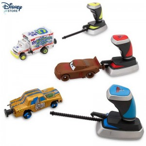 Crash set da 3 pezzi Thunder Hollow Crazy 8's Demolition Disney Pixar Cars 3 Con Imbattibile Prezzo {Vendita Online Disney}