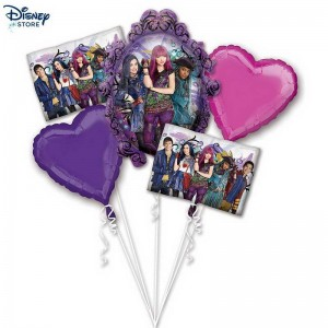[Disney sconto online] - Bouquet di palloncini Disney Descendants 2 Con Uno Sconto Del