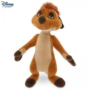 [Disney Italia] Peluche piccolo Timon, Il Re Leone 55% Spento