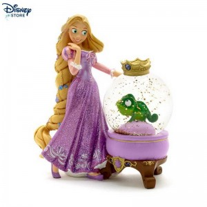 (Negozio Disney★★ Palla di neve Rapunzel, Disneyland Paris Le Vendite Up 49%