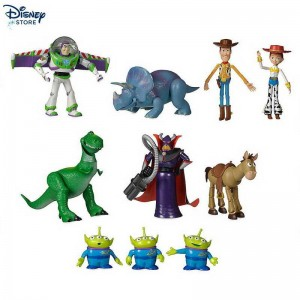 {Disney sconto online} ★★ Set idea regalo deluxe action figure Toy Story Con Uno Sconto Del