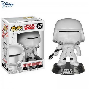 Official Site Disney★★ Personaggio in vinile Snowtrooper serie Pop! di Funko, Star Wars: Gli Ultimi Jedi Le Vendite Up 48%