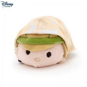 Mini peluche Tsum Tsum Luke Skywalker su Endor, Star Wars Con Uno Sconto Del [Vendita Online Disney]