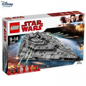 Set LEGO 75190 Star Wars Star Destroyer Con Nice Price {Negozio Disney}